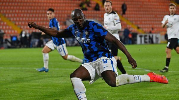 Romelu Lukaku tiene contrato en Inter de Milán hasta mediados de 2024.