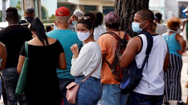 Cuba. COVID-19. Coronavirus