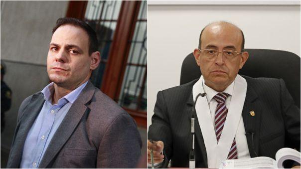 Poder Judicial revisará nueva recusación de Mark Vito Vilanella contra Víctor Zúñiga.