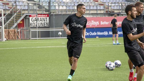 El peruano Didier La Torre ya no es parte del FC Emmen.