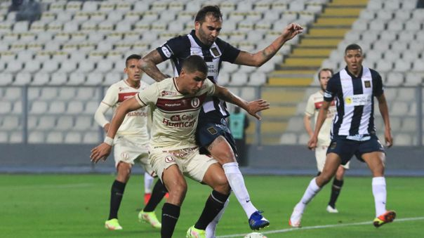 Universitario vs. Alianza Lima EN VIVO: Clásico por la fecha 7 de la Liga 1