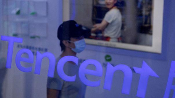 Tencent china videojuegos