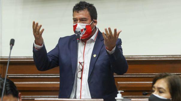 Edwin Martínez, congresista de Acción Popular.