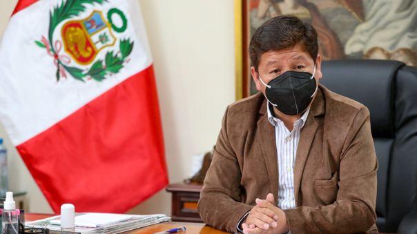 Premier Guido Bellido