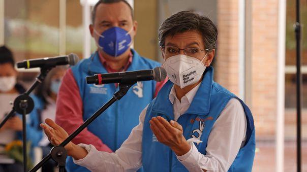 Nueva variante mu detonó letal pico de COVID-19 en Colombia