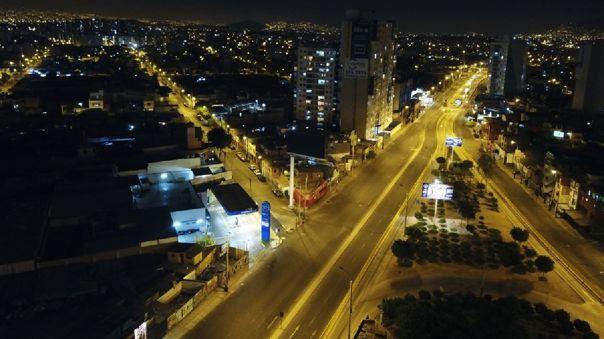 Toque de queda en Lima y Callao será de 1 a.m. a 4 a.m. desde el lunes 6 de setiembre