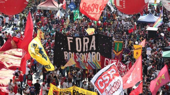 Jair Bolsonaro dice que no irá a prisión