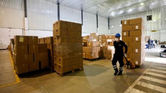 Minsa distribuyó suministros médicos