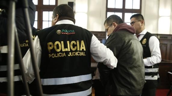 Poder Judicialconfirmó el fallo que ordena prolongar por 12 meses laprisión preventiva contraWalter Ríos