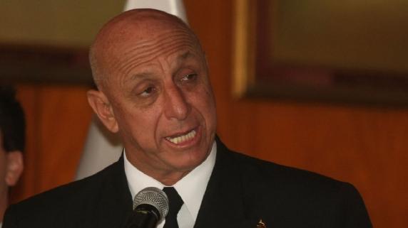 Congresista de Renovación Popular, José Cueto Aservi.