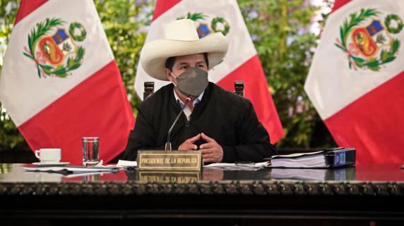Consejo Permanente de la OEA recibirá al presidente Pedro Castillo