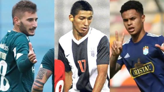 Tiago Cantoro es el último caso de un hijo, en el fútbol peruano, que sigue el camino de su padre.