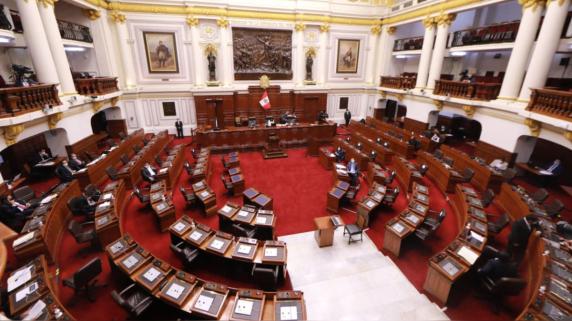 Congreso debate texto que dispone de cadáveres de condenados por terrorismo
