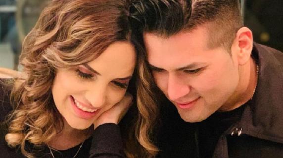 Cassandra Sánchez y Deyvis Orosco. Instagram.