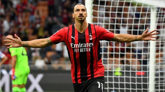 Zlatan Ibrahimovic ha ganado la Supercopa de Europa, pero no la Champions.
