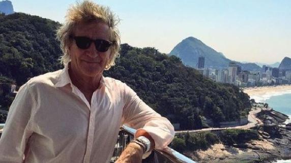 Rod Stewart lanzará su nuevo disco en noviembre de este año
