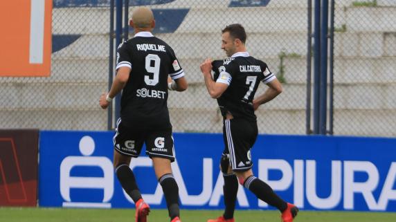 Sporting Cristal no tuvo problemas derrotar a UTC.