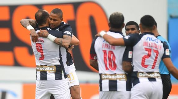 Alianza Lima se mantiene en lo más alto de la Fase 2 de Liga 1.