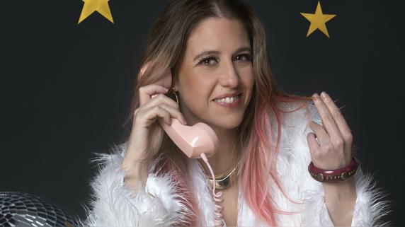 Ni Voz Ni Voto: Claudia Maúrtua, vocalista de la banda, hace su debut como solista