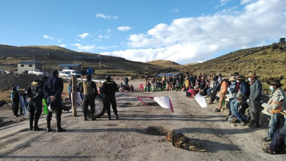 Paro Cusco