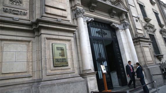 Consejo de Ministros rechazó proyecto