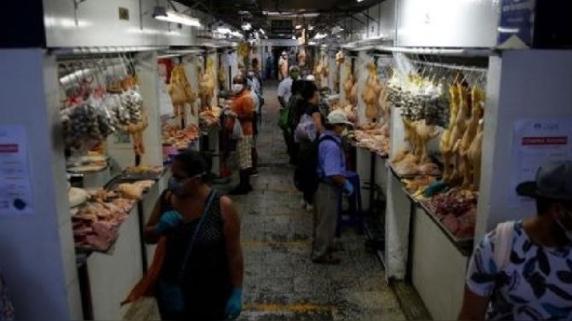 Precio del pollo: ¿Cuánto cuesta en los mercados esta semana?