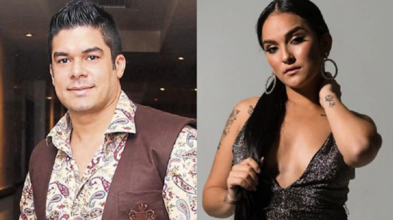 Daniela Darcourt comparte escenario con Jerry Rivera en Estados Unidos: