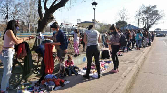 América Latina, golpeada por la pandemia