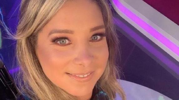 Sofía Franco reapareció en televisión al conducir la última emisión de