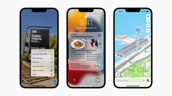 iOS 15 llega para los usuarios de iPhone.