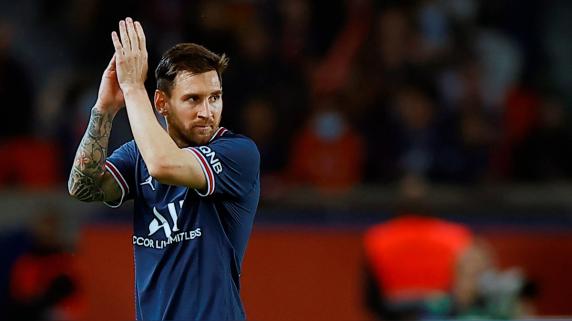La crueldad de la prensa francesa con Messi: apodo nuevo por su rendimiento con PSG