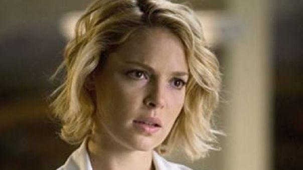 Katherine Heigl interpretó a la doctora Izzie Stephens en la serie