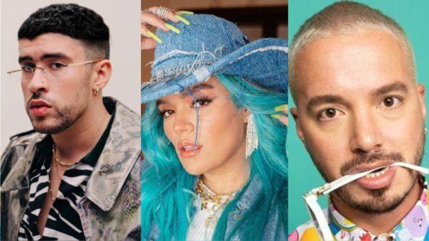 Latin Billboard 2021: Bad Bunny, Karol G y J Balvin entre los artistas con más nominaciones