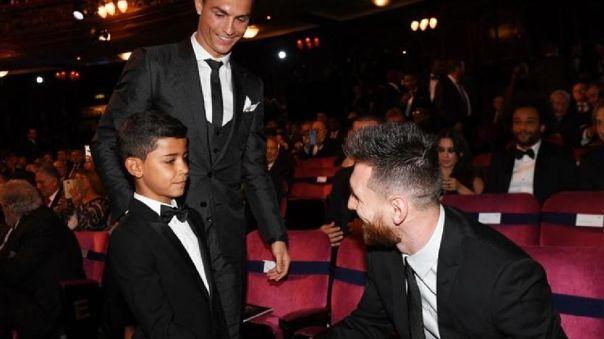Lionel Messi tiene seis premio del Balón de Oro y Cristiano uno menos.