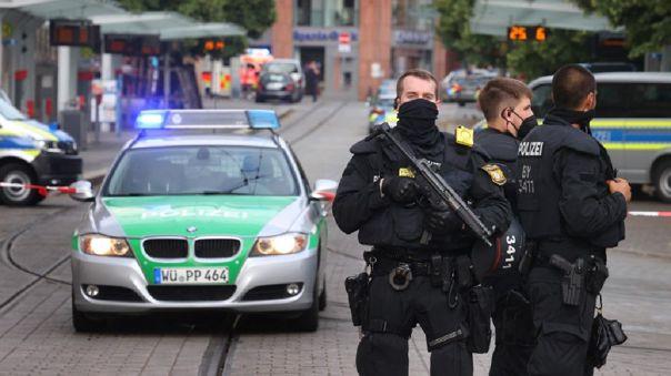 La policía alemana investiga el caso.