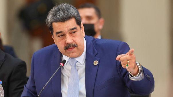 Nicolás Maduro conversó con Pedro Castillo