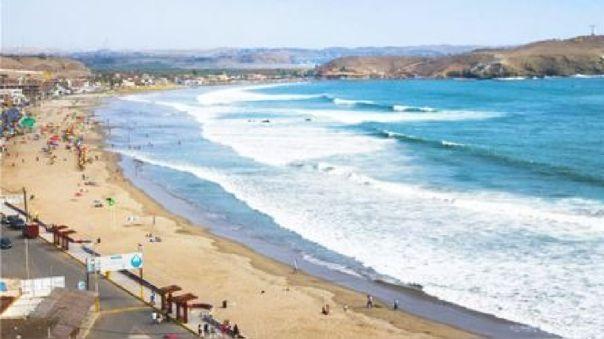 Playas del norte del país