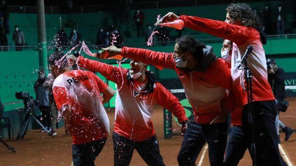 Perú en Copa Davis