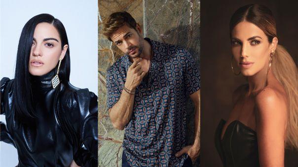 Maite Perroni, William Levy y Gaby Espino destacan entre los presentadores de los Latin Billboard 2021