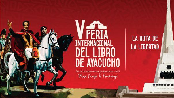 Los stands de la V FILAY se ubicarán en la Plaza Mayor de Huamanga.