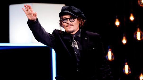 Johnny Depp, protagonista de la jornada en el Festival de San Sebastián al recibir el Premio Donostia, aseguró que