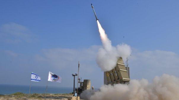 Cámara de EEUU aprueba mil millones de dólares para el Cúpula de Hierro israelí