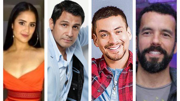 Los elegidos son Mayella Local, Gerardo Zamora, Emmanuel Soriano y Rodrigo Palacios, quienes fueron seleccionados luego de un riguroso casting.