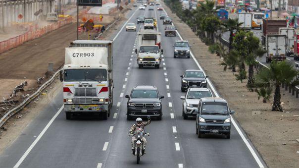 Indecopi determina que la MML no puede prohibir la circulación de vehículos pesados en la vía Panamericana