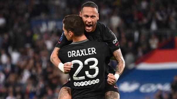 PSG se mantiene en lo más alto de la Ligue 1 2021-22.