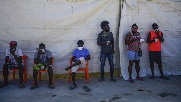 Migración en Haití