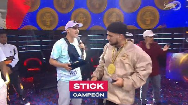 Red Bull Perú 2021: Stick vence a Litzen y se corona como tricampeón de la final nacional