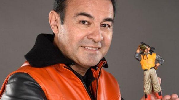 Dragon Ball y Mario Castañeda