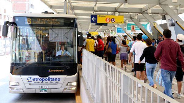 Grupo Terna resguardará estaciones y buses del Metropolitano