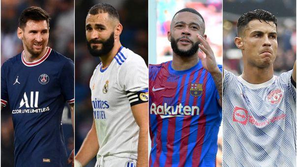 Champions League 2021/2022: fecha, hora y TV de los partidos de la segunda jornada de la fase de grupos